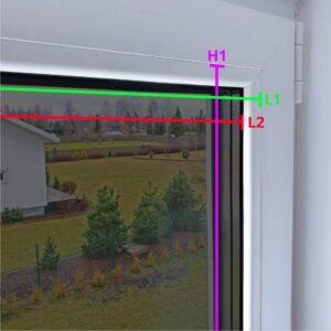 Kuidas aknaid mõõta?